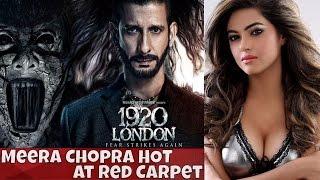 1920 London | Meera Chopra | Red Carpet Celebration | Big Bollywood Release | 2016