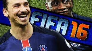 O Dia que Joguei FIFA! - FIFA 16