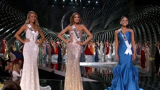 Miss Universe 2015 - TOP 3