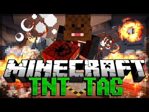 Minecraft HOT POTATO TNT TAG w Vikkstar