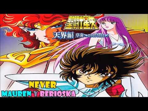 Never (Saint Seiya Overture ending) cover latino by Mauren Mendo y Berioska