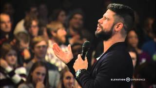 Steven Furtick | Every Set Back Is A Set Up For Something Great In God