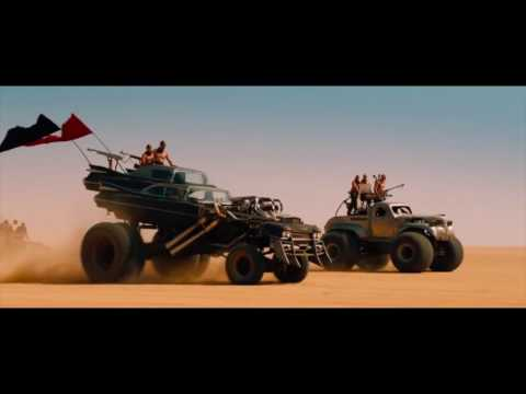 The Prodigy - Mescaline (Fury Road) fan video