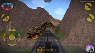 Carnivores Dinosaur Hunter | T-Rex and Gigantoraptor Hunting