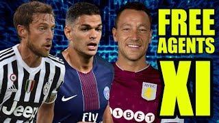 Free Agents XI (2018/19)