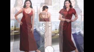 Bridal Nighty, Night Wear For Womens (By Indiatrendzs)