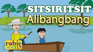 Sitsiritsit Alibangbang Animated (Tagalog Folk Song)