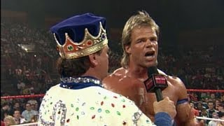 King's Court with Lex Luger: Raw, April 11, 1994