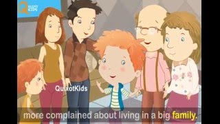 Love Your Family | Short Moral Stories For Kids | English