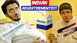 FUNNY INDIAN ADVERTISEMENTS l The Baigan Vines
