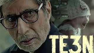TE3N Hindi Movie Promotion Event - 2016 - Amitabh Bachchan, Vidya Balan - Full Promotion Video