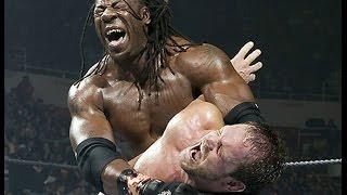 Chris Benoit vs Booker T: United States Championship Match - WWE Survivor Series 2005
