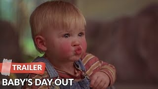 Baby's Day Out 1994 Trailer HD | Lara Flynn Boyle | Joe Mantegna