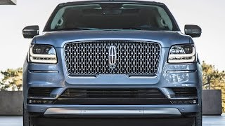 2018 Lincoln Navigator – Ready to fight Range Rover?