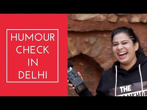 Humour Check in DELHI (Part 1) | Ft. Ammi jaan kehti thi