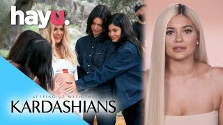 Kylie Insecure About Post-Baby Body | Season 15 | Keeping Up With The Kardashians