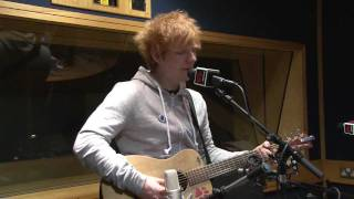 Ed Sheeran  Drunk   Live Session