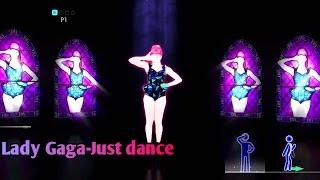 Just dance Now-Lady Gaga Just dance 5 stars