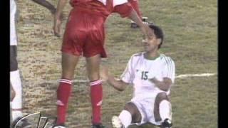 مباراة الإمارات والسعودية-نصف نهائي كاس آسيا 92