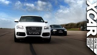 Audi S5: Tuned to 411bhp by STaSIS - XCAR