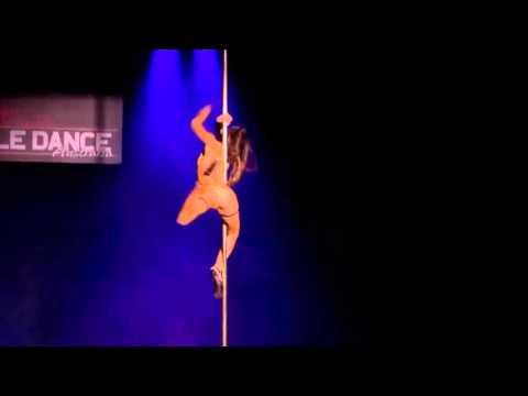 Maddie Sparkle Pole dancing. Ciara Paint it black