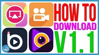 How to get Airshou, Vidyo, BB Rec, CoolPixel and more. iOS Screen Recorder Download Guide V1.1