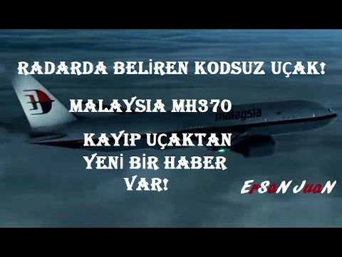 Two Mysteries of Malaysia's Flight! Flight Coded Plane with Radar?