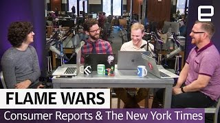 Consumer Reports & The New York Times | The Engadget Podcast Ep. 31