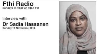 FthiRadio: Interview with Dr Sadia Hassanen