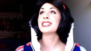 With a Smile and a Song from Snow White
