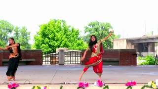 Indiafest,LittleRock,2016 - Dance by Taneesha Mohapatra & Vedha Batta on