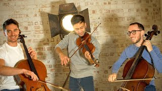 If You're Over Me - Years & Years Violin Cello Cover Ember Trio