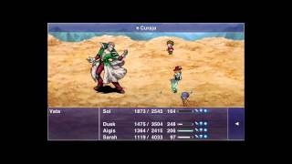 Final Fantasy Dimensions (iOS) - Boss #24 - Vata [Third Encounter]