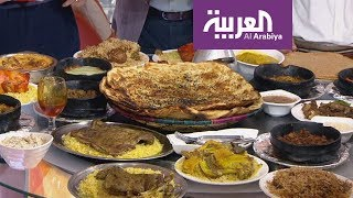 أهم أطباق المطبخ اليمني على طاولة صباح العربية