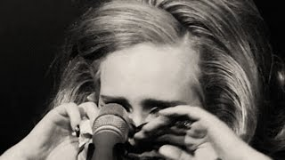 Adele's Emotional Moments