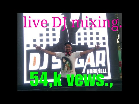 Xxx Mp4 DJ Sagar Hubballi Live Dj Mixing 2016 3gp Sex