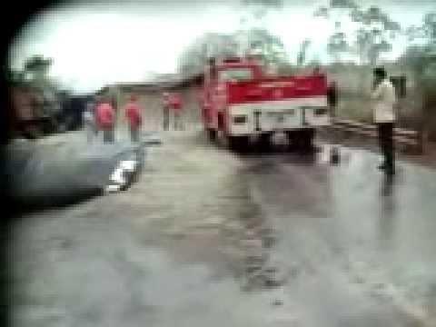 Acidente na BR 364 perto de Rondonopolis
