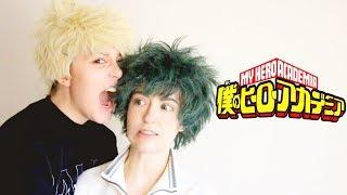 BNHA    MY HERO ACADEMIA Deku's Guide to Bullying / Bakugou's Breakdown
