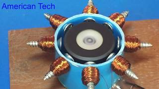 75V generator , Free energy , new project 2018