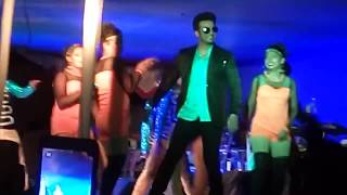 Shakib khan Stage program  (Birajpur)