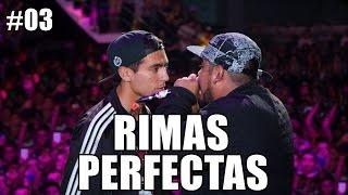 RIMAS PERFECTAS #3   Freestyle Rap (Rimas en Estado Puro) [Batallas de Gallos]