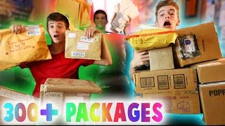 BIGGEST P.O. BOX OPENING EVER!!