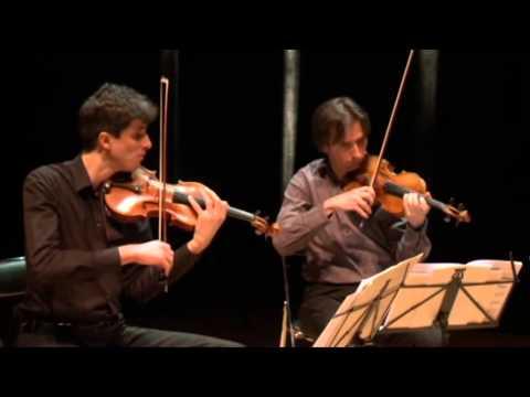 Bernard de Vienne - 2ème quatuor à cordes