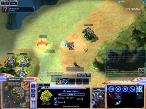 SC2 FFS Event231 Game 4 Part 1/3 (Hero Attack 3X)