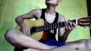 holan au do mangatusi rohami:cover gitar*lasbin silalahi*