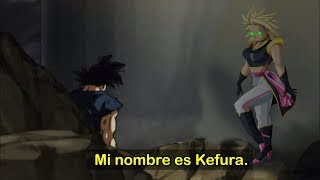 El Super Guerrero APARECE por fin: Son Goku vs KEFURA