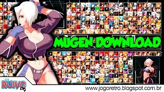 The King of Fighters Memorial Level 2 (KOFM Lv2 Another 2015) - MUGEN 2016