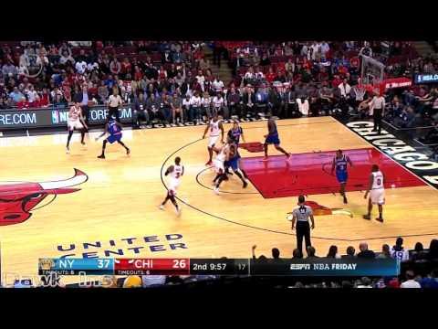 Dwyane Wade Full Highlights 2016 11 04 vs Knicks   35 Pts, 10 Rebs, 5 Threes!