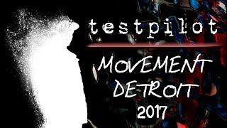 testpilot (deadmau5) @ Movement Detroit 2017 [PART 6 OF HIS RESIDENCY ON BBC RADIO 1]