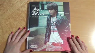 Unboxing CNBLUE 씨엔블루 4th Mini Album Re:BLUE (Special Limited Edition - Yonghwa)